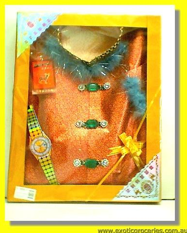 Joss Paper Clothes & Accessory Set for (Men/ Ladies)