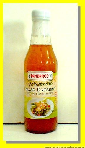 Vietnamese Salad Dressing (Coconut Water Based)
