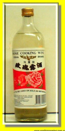 Rose Cooking Wine