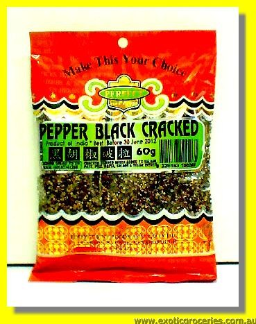 Pepper Black Cracked