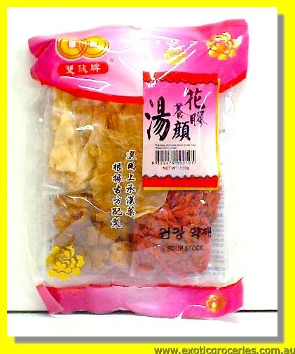 Chinese Soup Stock (Fish Maw Soup Mix)
