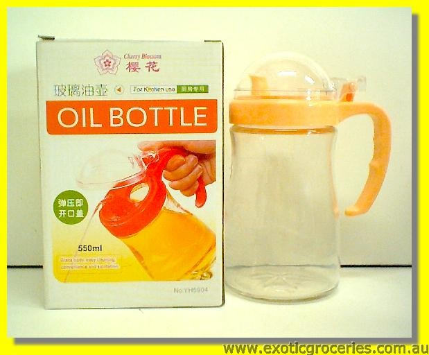 Oil Bottle 550ml