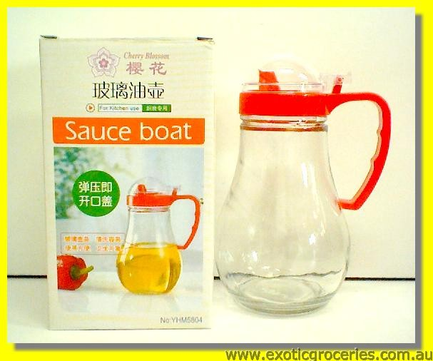 Sauce Bottle 430ml Small
