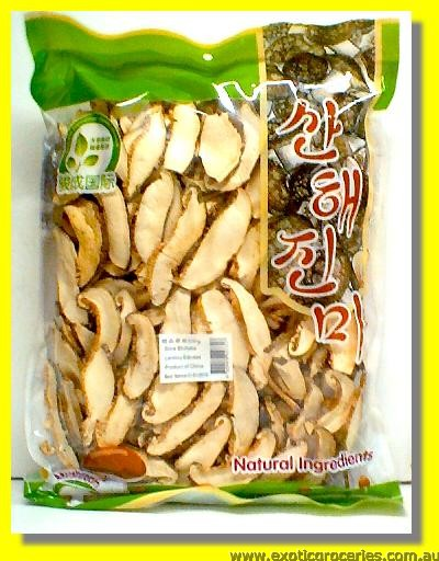 Dried Shiitake Slices