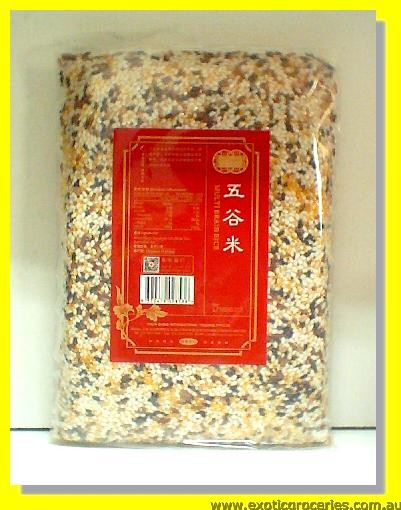 Multi Grain Rice