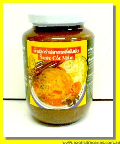 Pickled Gouramy Fish Extract