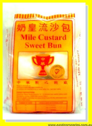 Mile Custard Sweet Bun