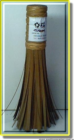 Bamboo Brush (Wok Brush) 04750