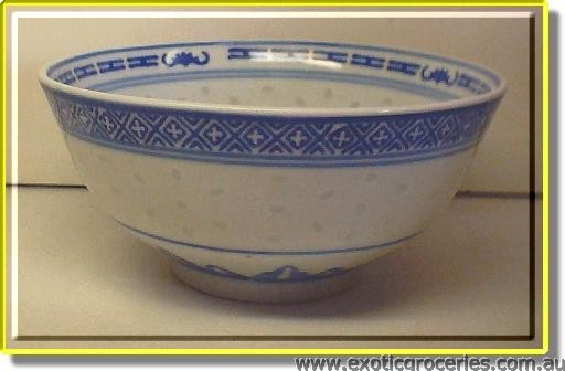 Rice pattern Bowl 6""