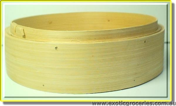Bamboo Steamer Base 12in