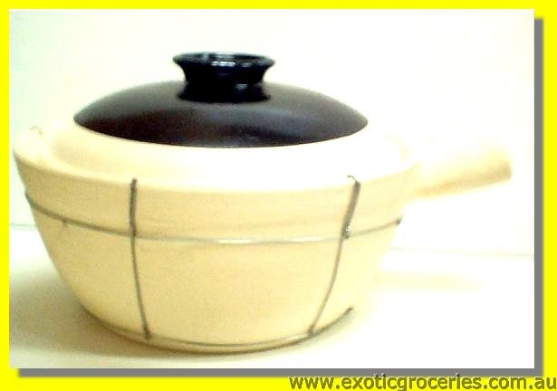 1 Handle Clay Pot 26cm