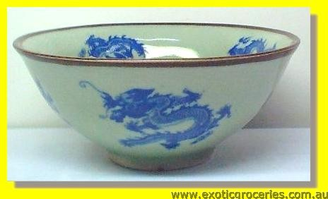 Ming Bowl Dragon 16cm
