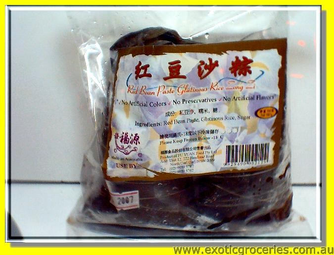 Red Bean Paste Glutinous Rice