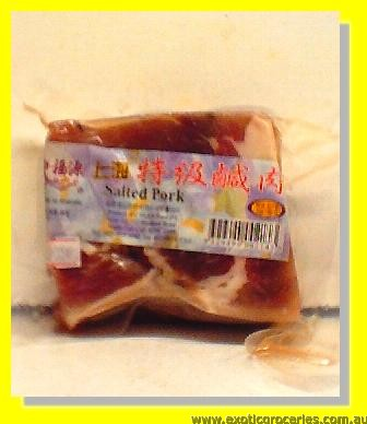 Frozen Salted Pork