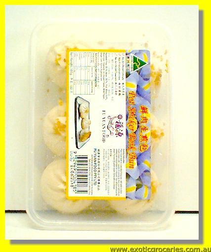 Frozen Pot Sticker Pork Bun 6pcs