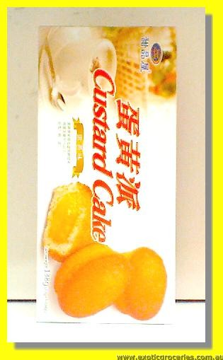 Custard Cake 6packs