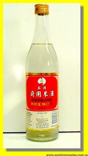Cooking Rice Wine