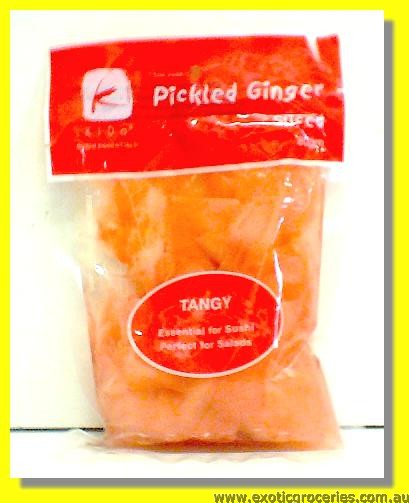 Sliced Pickled Ginger