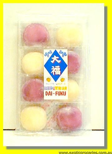 Blueberry & Custard Cream Dai Fuku 8pcs