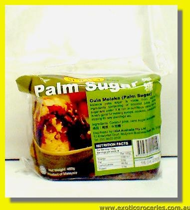 Dark Palm Sugar