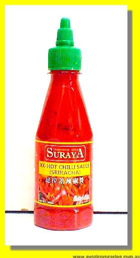XX Hot Chilli Sauce Sriracha (Extra Hot)