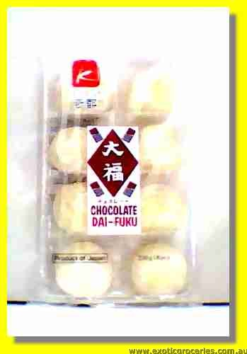 Chocolate Dai-Fuku 8pcs