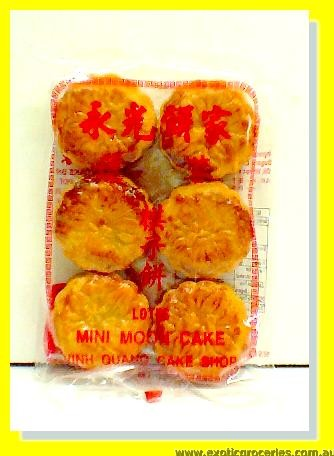 Lotus Mini Moon Cake