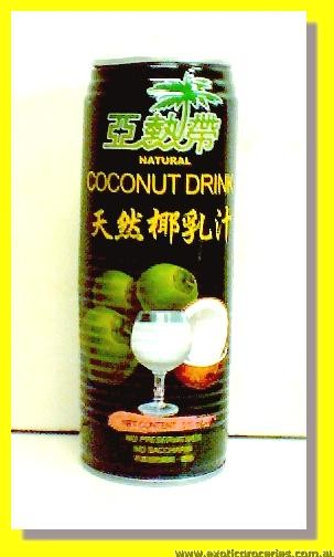 Natural Coconut Drink