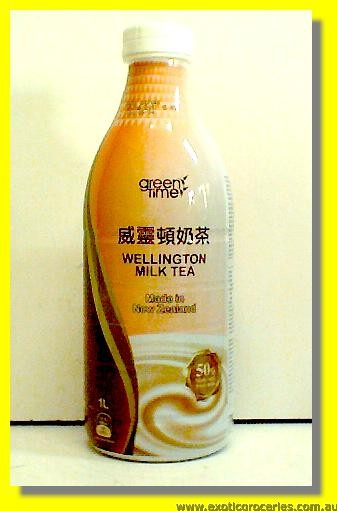 Wellington Milk Tea