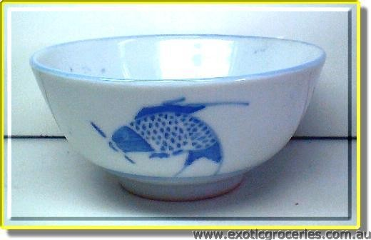 "Blue Fish Bowl 4.5"" JB-F09"