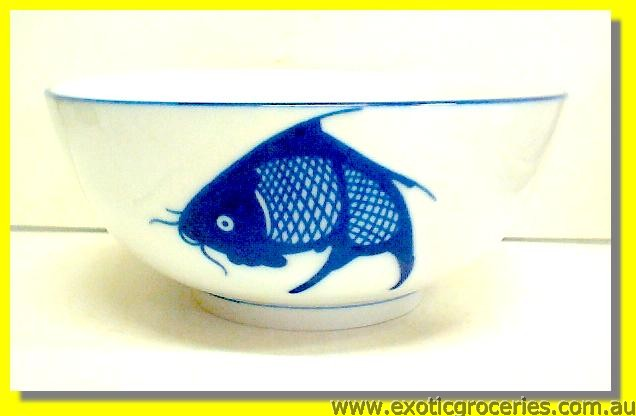 "Blue Fish Bowl 9"" JB-F32"