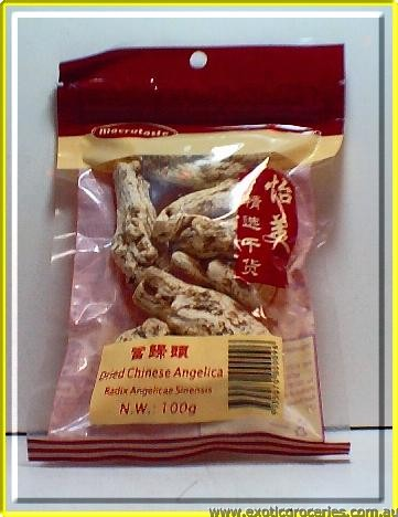 Dried Chinese Angelica