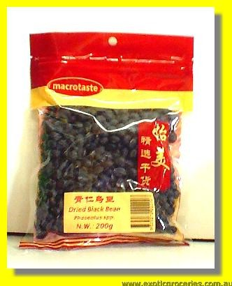 Dried Black Bean
