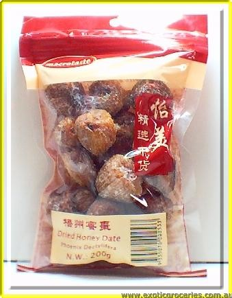 Dried Honey Date