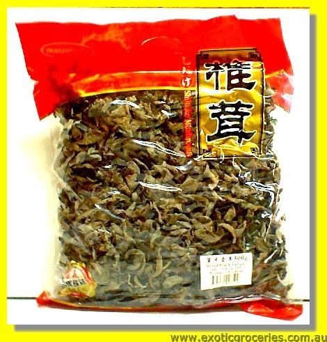 Dried Black Fungus