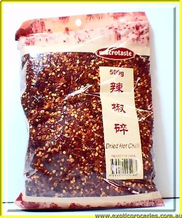 Dried Hot Chilli