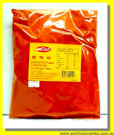 Dried Hot Chilli Powder