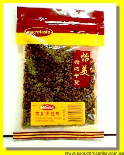 Szechuan Green Pepper