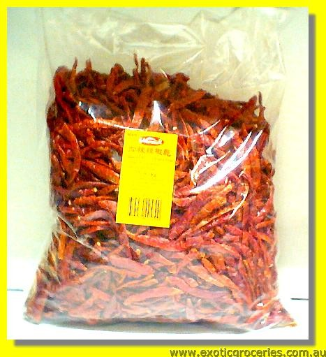 Dried Hot Chilli (Extra Hot)