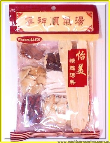 Chinese Soup Mix