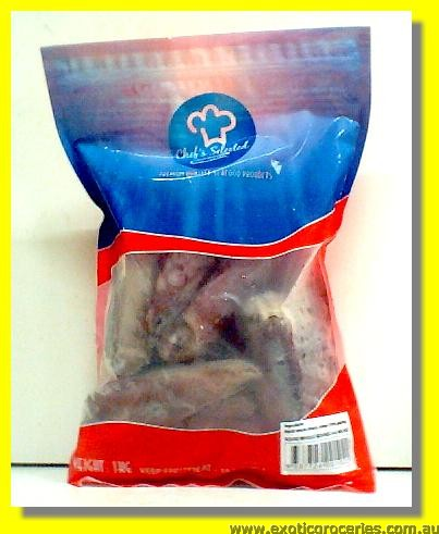 Frozen Squid Whole
