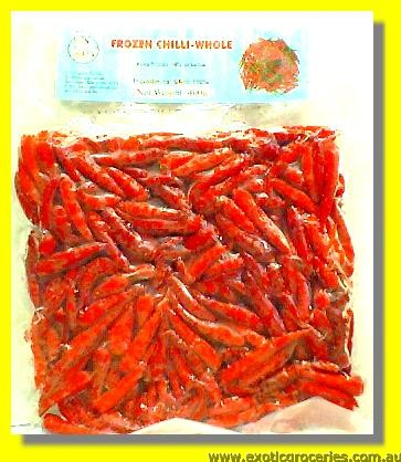 Frozen Chilli-Whole