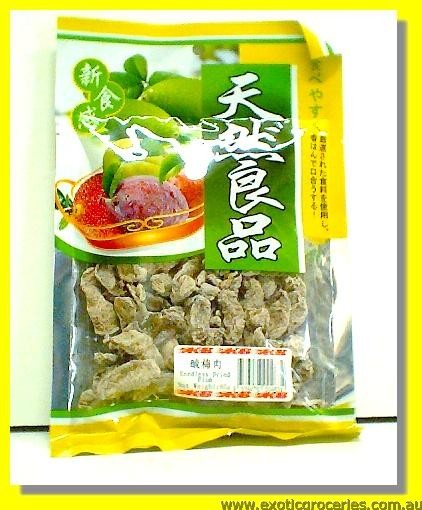 Seedless Dried Plum