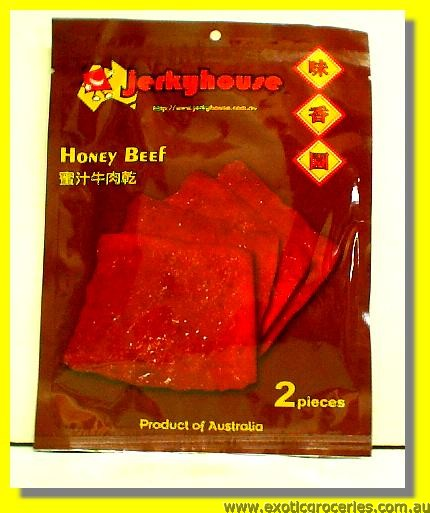 Honey Beef 2pcs
