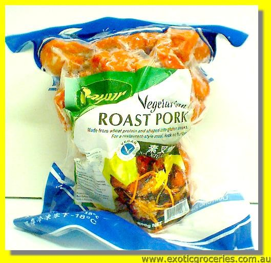 Frozen Vegetarian Roast Pork