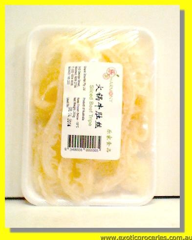 Frozen Sliced Beef Tripe