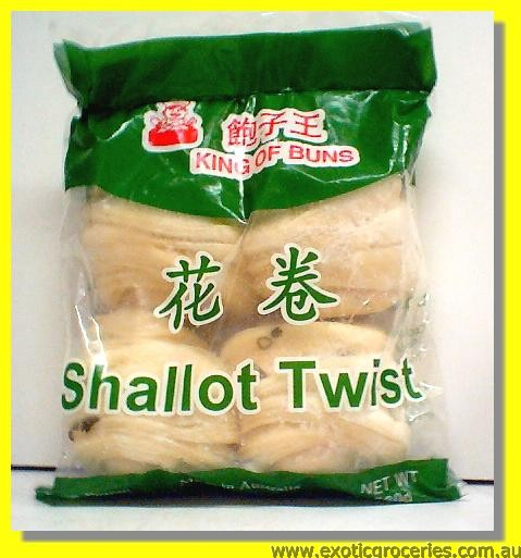 Frozen Shallot Twist 4pcs