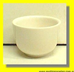 Cameo White Tea Cup 3''(HD533)