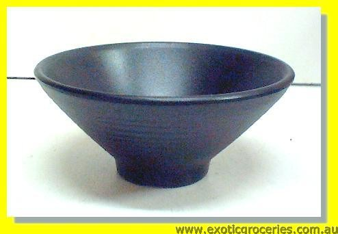 "Black Bowl 4.75"" EY030"