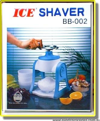 Ice Shaver Large Volume BB-002